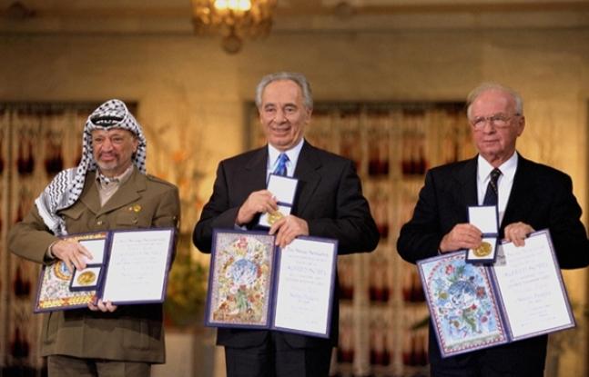 Filistin yönetiminin Oslo anlaşmasından çekiliyor