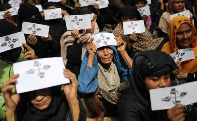 Kanada, Rohingya katliamını soykırım olarak ilan etti