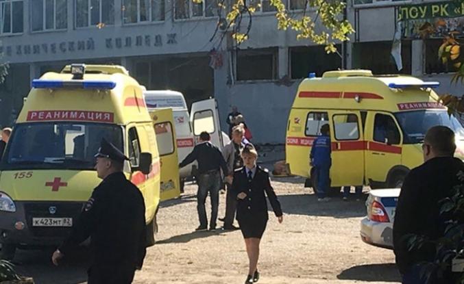 Kırım'da ölen çocukların isimleri belli oldu