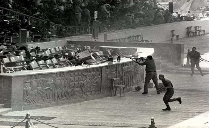TARİHTE BUGÜN: Enver Sedat öldürüldü