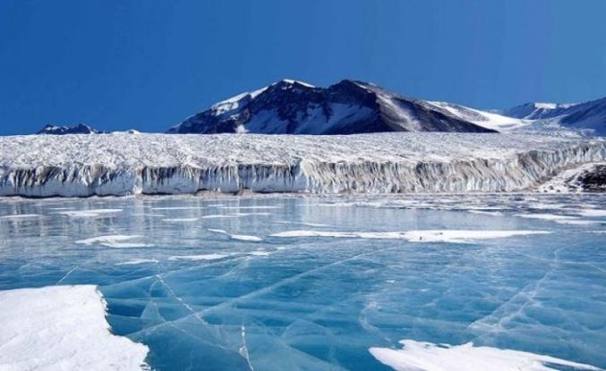 Antartika buzulları yeni bir enerji kaynağı saklıyor