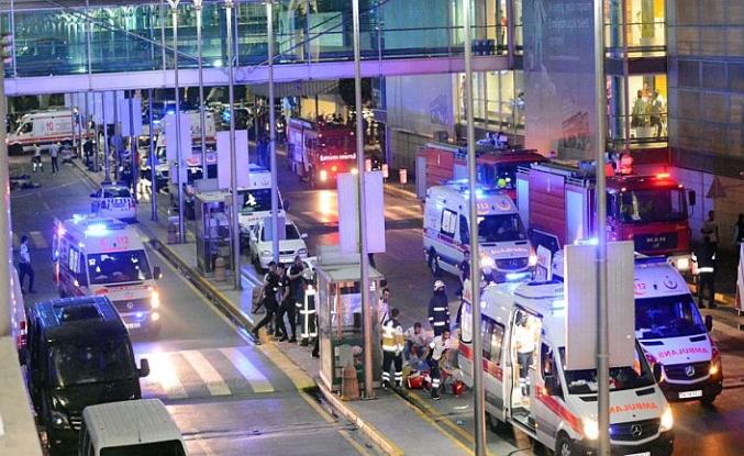 Atatürk Havalimanı'ndaki saldırıda iki bin yıl hapis cezası