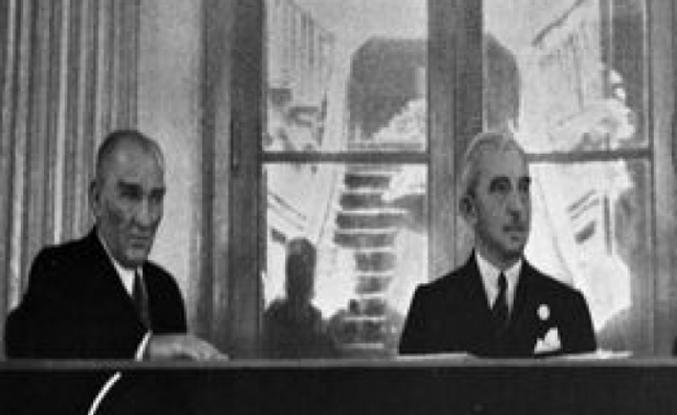 Atatürk-İnönü ve II.Dünya Savaşı