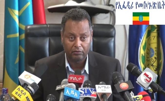 Etiyopya'da eski istihbarat şefi tutuklandı