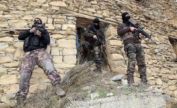 Saldırı için keşif yapan PKK'lı yakalandı