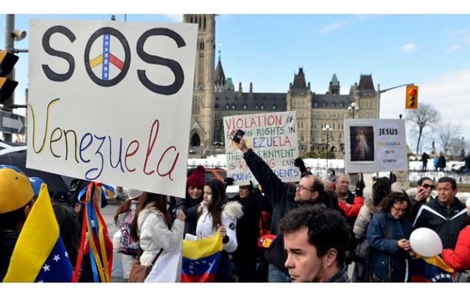 Ülkesini terkeden Venezuelalı sayısı 3 milyona ulaştı