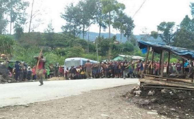 Yeni Gine'de aşiret şiddeti: 10 ölü