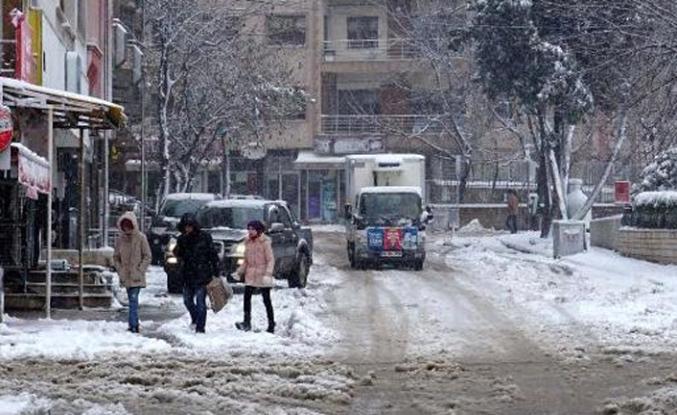3 ilde okullara kar molası