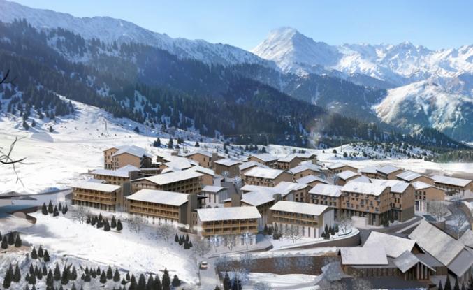 Almatı'da kayak merkezine çevreci gruplardan tepki