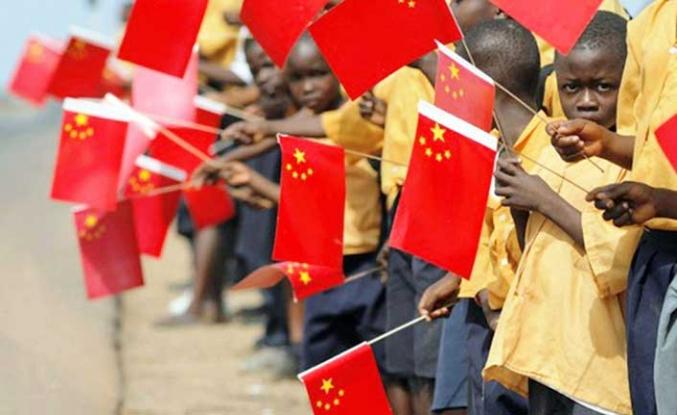 Çin'den stratejik Afrika hamlesi