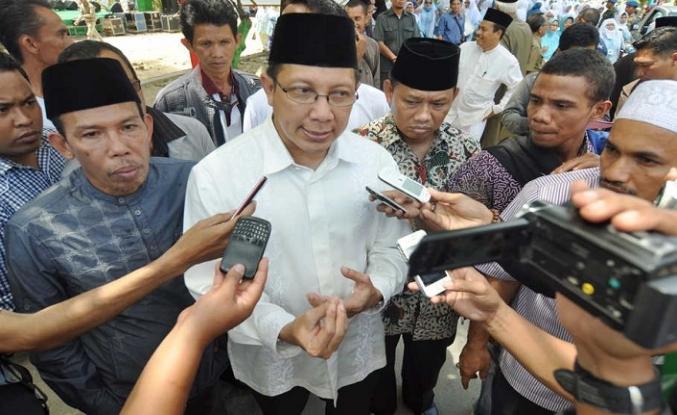Endonezya Diyaneti Çin'den Uygur açıklaması bekliyor