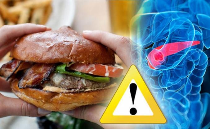 Kansere neden olan gıdalar