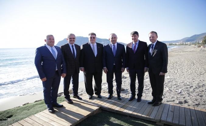 Litvanya'nın Alanya Fahri Konsolosluğu açıldı