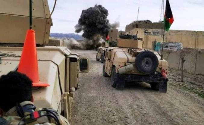 ABD askeri Taliban - sivil ayırmadan vurdu, 18 ölü