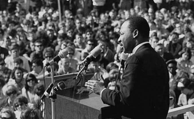 ABD'de Martin Luther King Jr. anıldı