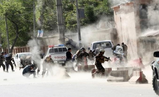 Afganistan'da sınır karakoluna saldırı