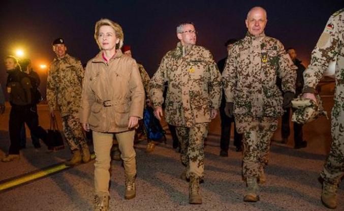 Almanya Afganistan'dan çıkma şartını açıkladı