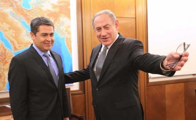 Bir ülke daha Kudüs için İsrail'le masaya oturuyor