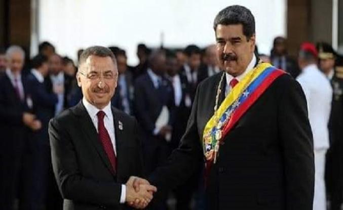 Cumhurbaşkanı Yardımcısı Oktay'dan Latin Amerika çağrısı