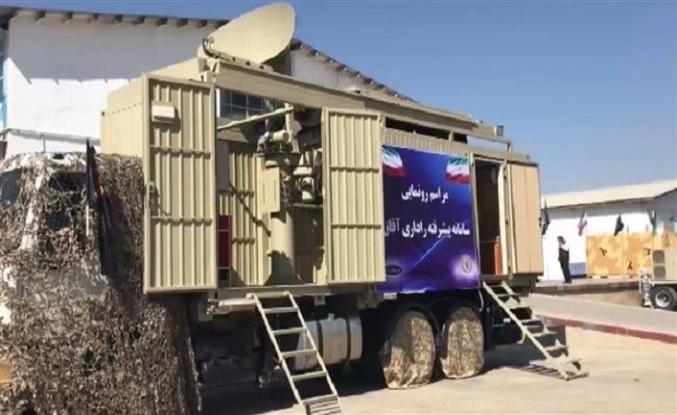 İran Pakistan sınırı yakınlarında radar istasyonu kurdu