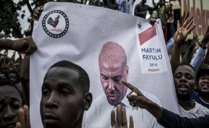Kongo seçim sonuçlarına Ulusal Papazlar Birliğinden itiraz
