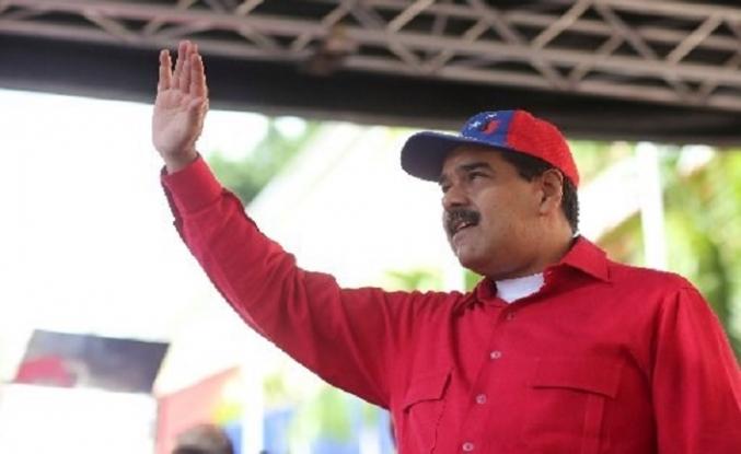 Maduro'dan hükümeti tanımama kararı alan ülkelere uyarı