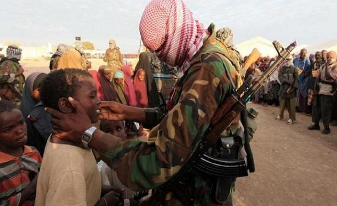 Somali'de Eş-Şebab 60 çocuğu kaçırdı