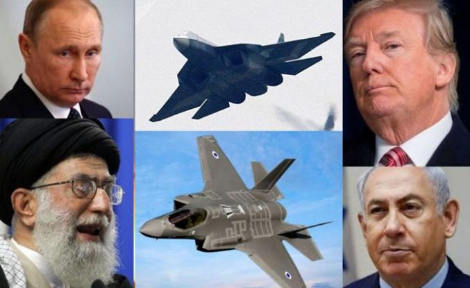 """""""Suriye'de Rusya ve İsrail İran'a karşı birleşiyor"""""""