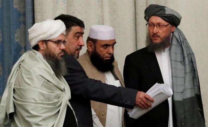 Taliban heyeti ve ABD masaya oturmamak konusunda anlaştı