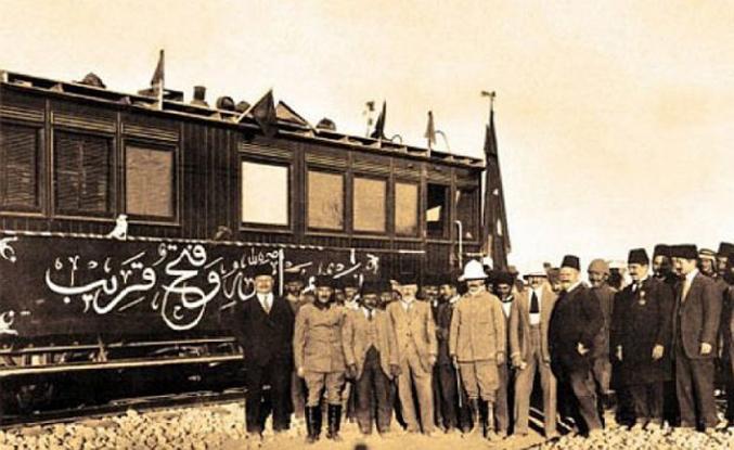 TARİHTE BUGÜN(18 Ocak): Bağdat demiryolu hakkında soru önergesi verildi