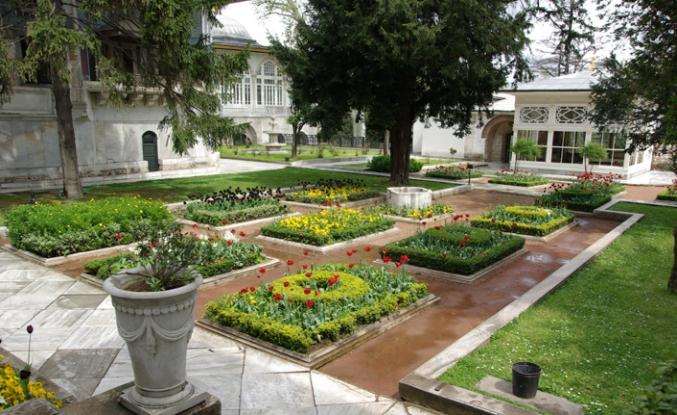 Topkapı Sarayı'nda restorasyonu tamamlanan bölümler ziyarete açıldı