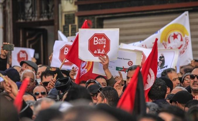 Tunus Genel İşçi Sendikasından yeniden grev kararı