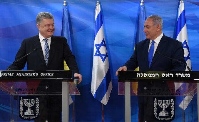 Ukrayna, askerlerinin bırakılması için İsrail'den yardım istedi