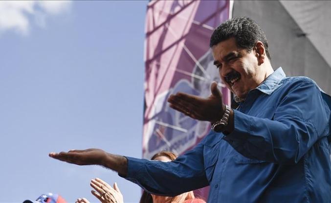 Venezuela Devlet Başkanı Maduro muhalefetle diyalog istiyor