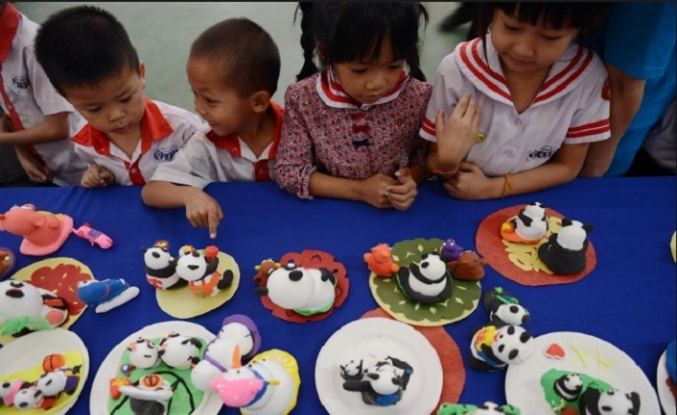 Çin'deki okullarda gıda ürünlerine şeker kısıtlaması