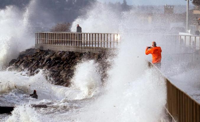 Ege Denizi için kuvvetli fırtına uyarısı