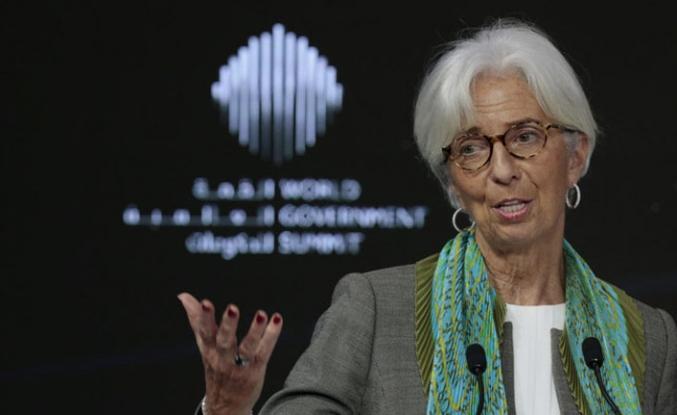 IMF Başkanı fırtına uyarısı yaptı