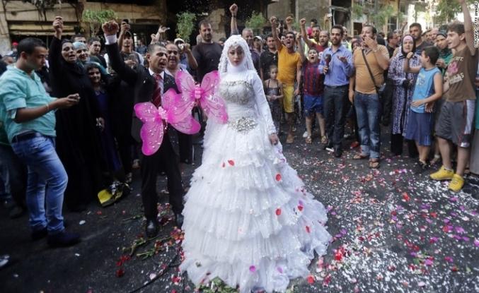 Lübnanlılar resmi ve dini nikah arasında kararsız kaldı