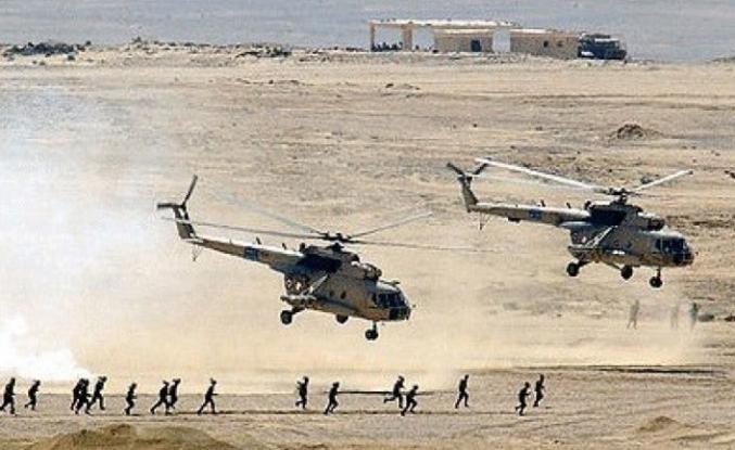Mısır askeri Sina'da operasyon düzenledi, 16 ölü