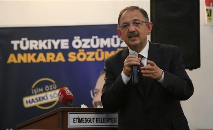 Mehmet Özhaseki: Ankara başka bir kent olacak