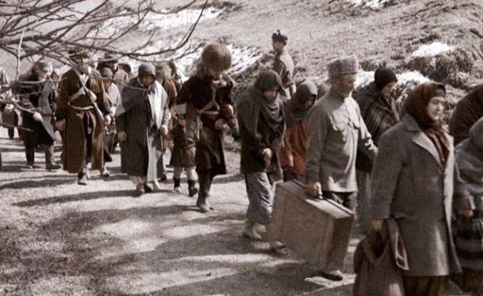 Çerkeslerin sürgün acısı 155. yılında