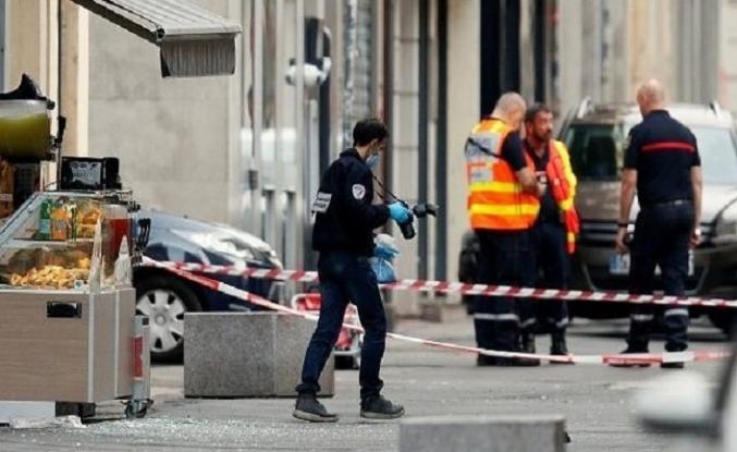 Fransa Lyon'da patlama: 13 yaralı