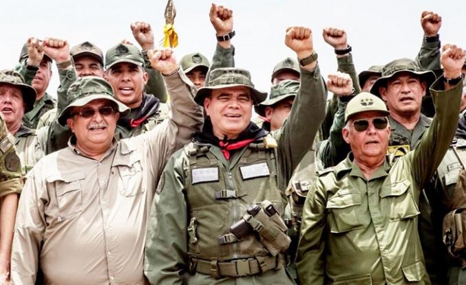 Küba hakkında çıkan Venezuela iddialarını yalanladı