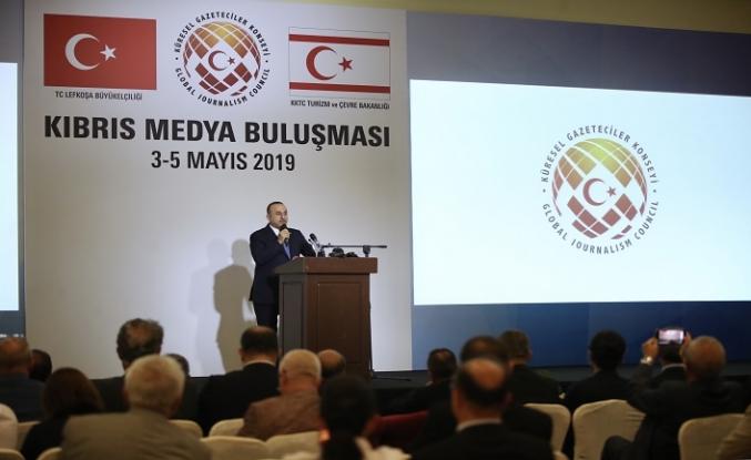 Küresel Gazeteciler Konseyi Medya Buluşması başladı