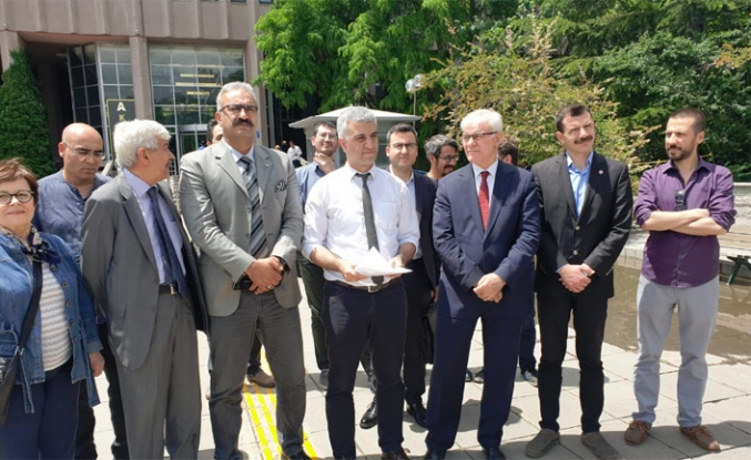 Tunceli'nin isminin Dersim olarak değiştirilmesine suç duyurusu