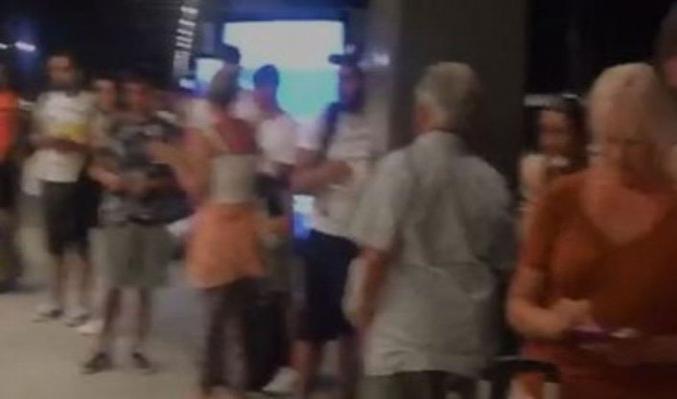 Dalaman Havalimanı'ndaki patlama sesi paniğe yol açtı