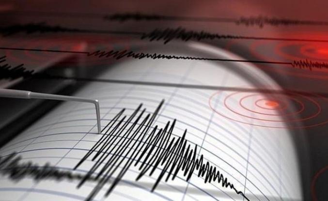 Muğla'da 4,4 büyüklüğünde deprem!