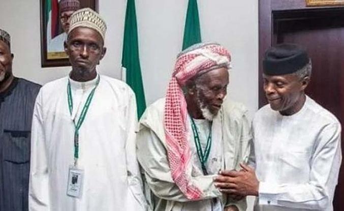 Nijerya'da 262 Hristiyanı kurtaran imama onur ödülü