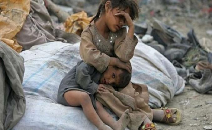 Peki Ya Her Gün Açlıktan Hayatını Kaybeden 8 bin 220 Çocuk?