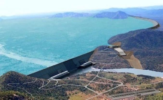 Etiyopya ve Mısır'a Nil nehrindeki Hedasi Barajı konusunda anlaşma çağrısı